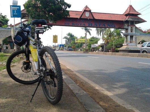 Masuk kota Batang