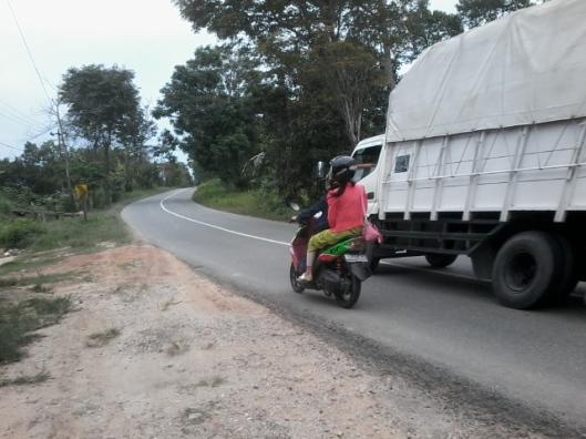 Jalan Balikpapan - Samarinda