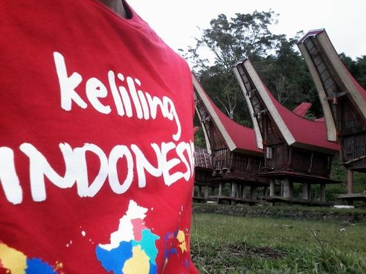 Keliling Indonesia sedang di Toraja