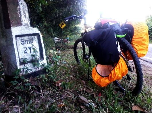 Samarinda 27 km lagi