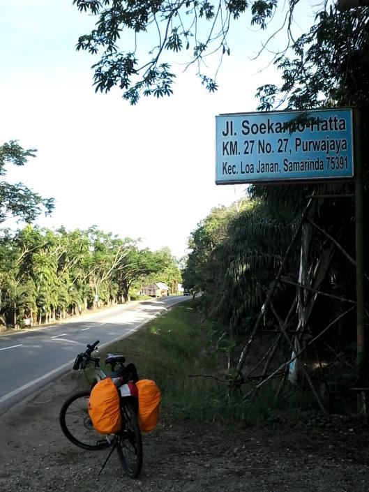 di km 27 Loa Janan